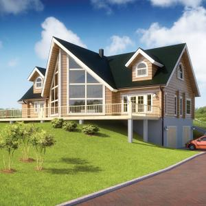 Artichouse we create your individual dream home for Self build kit home designs