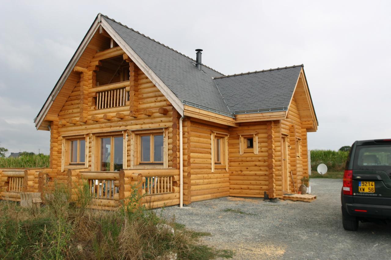 Artichouse bio ecologics - Casas de madera canadiense ...