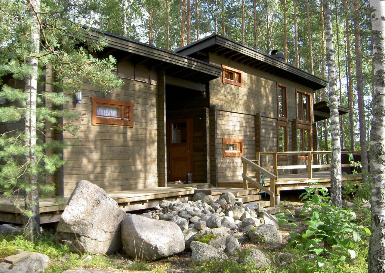 Artichouse Lomasaari Finland