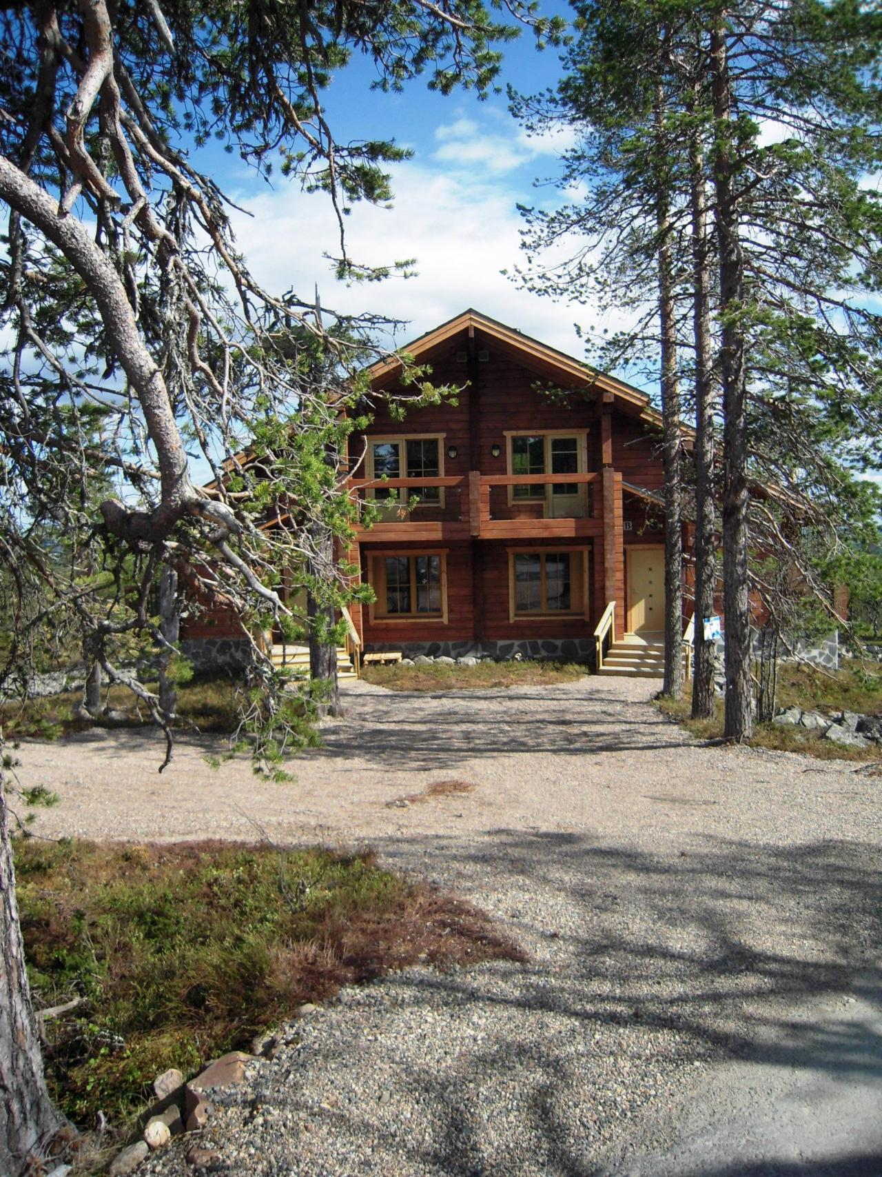 Marvelous photograph of Artichouse Utsuvaara Finland with #306C9B color and 1280x1707 pixels