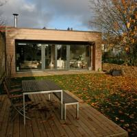 Contemporary Log House Merer 6